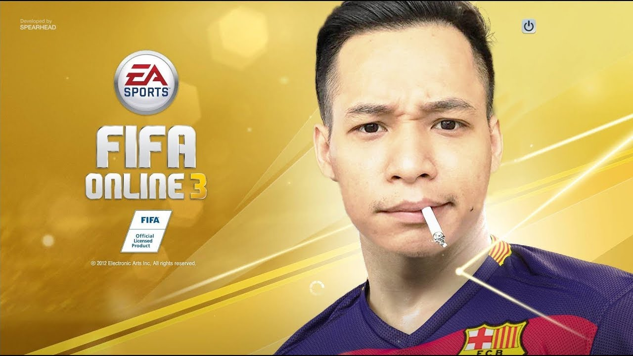 Lần đầu chơi game bóng đá FIFA ONLINE 3 – Phá đảo thế giới ảo