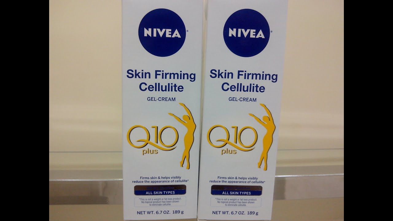 nivea firming cellulite