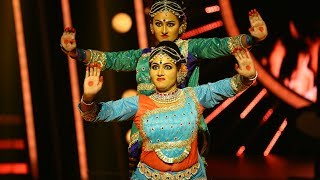 D4 Junior Vs Senior I Raymol as 'Apsara' I Mazhavil Manorama