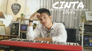 CINTA - MELLY GOESLAW X KRISDAYANTI ( COVER BY ALDHI ) MP3