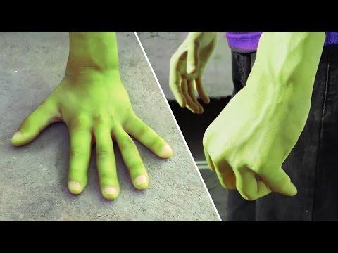The Hulk Transformation | A Short film VFX Test