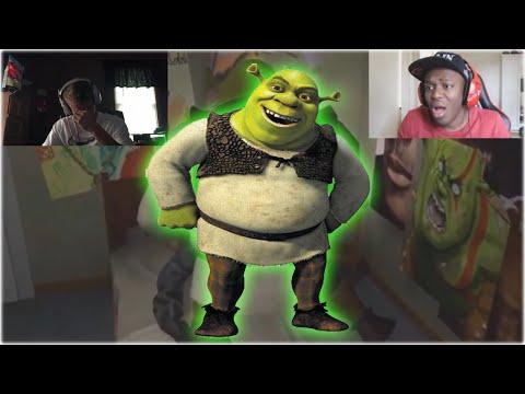 Reacting to KSI Reacting to Shrek is Love Shrek is Life !!