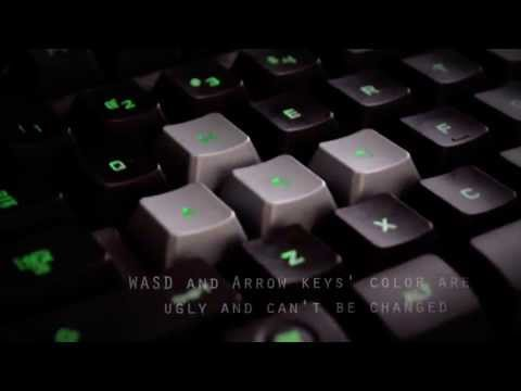 Logitech G105 Gaming Keyboard Review (CoD: MW3 Edition)