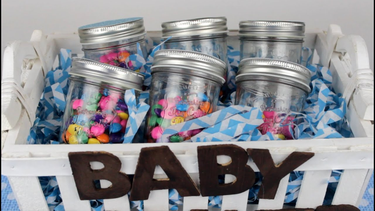 Baby shower de ni o dulces para decorar un baby shower de for Mesa de dulces para baby shower nino