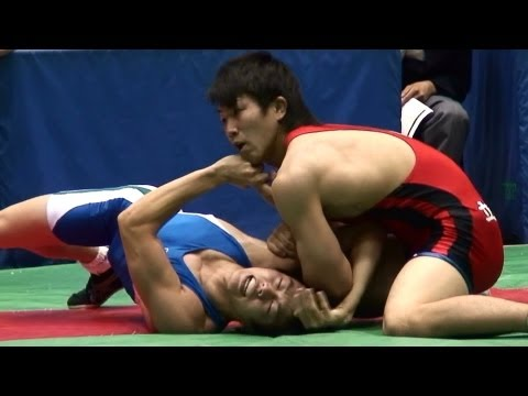 Freestyle Wrestling Japan - PIN