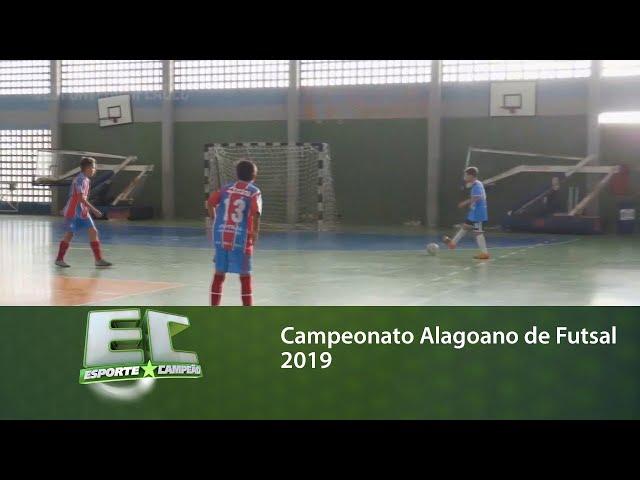 Campeonato Alagoano de Futsal 2019