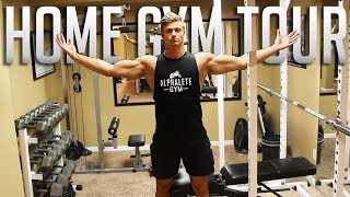 HOW TO BUILD THE PERFECT HOME GYM | In-Depth Home Gym Tour