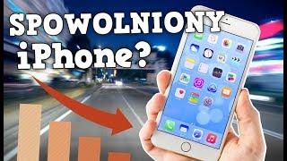 Jak WYŁĄCZYĆ SPOWOLNIANIE iPhone'a? ⚡️ | iOS 11.3