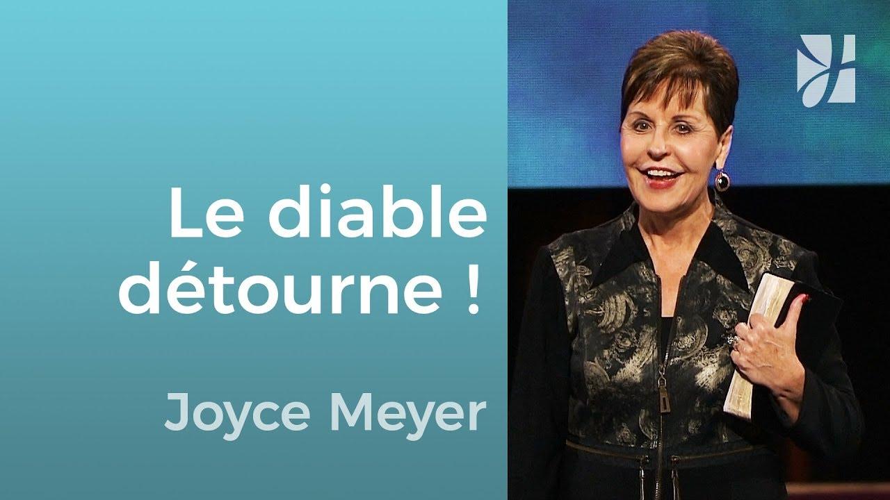 Le diable est un menteur, la Bible est la Vérité - Joyce Meyer - Grandir avec Dieu