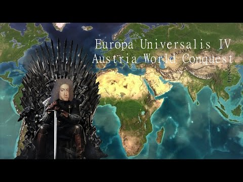 EU4 Austria World Conquest/One Faith (Europa Universalis IV) #2