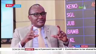 The Trading bell: Focus on Mike Macharia CEO Seven Seas Technologies