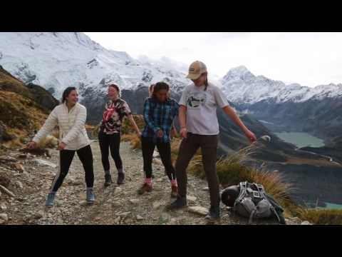 Outdoor Recreation in New Zealand: an International Student's Perspective