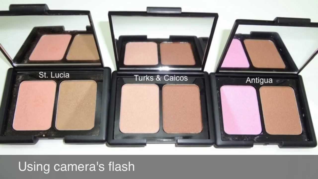 ELF Studio Contouring Blush And Bronzing Powders - YouTube