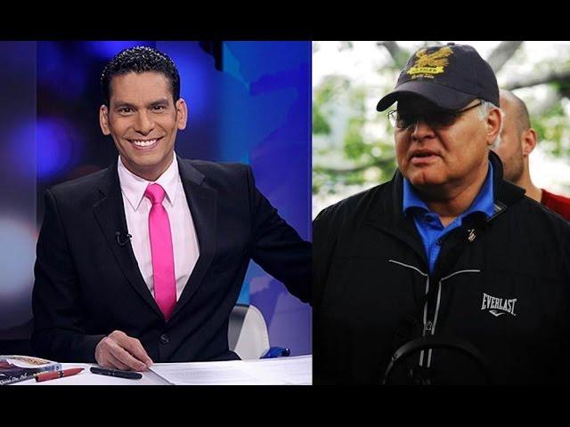 1ra  Parte Entrevista Ismael cala CNN a Dir  Abraham Pulido