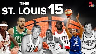 The 15 best St. Louis basketball players of all-time