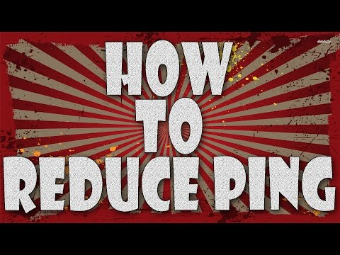 How To Reduce Ping (Reduce lag in...