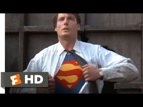 Superman III (7/10) Movie CLIP - Superman Reborn (1983) HD