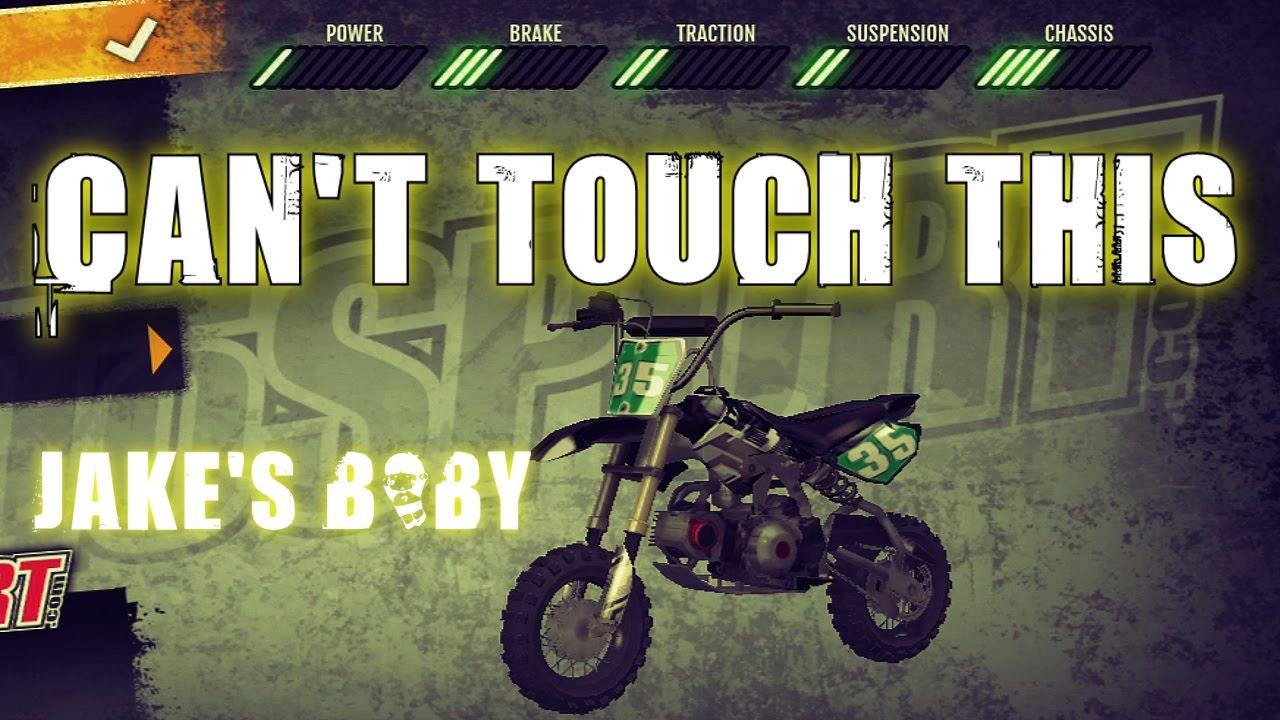 MX vs ATV Supercross Pro 50F