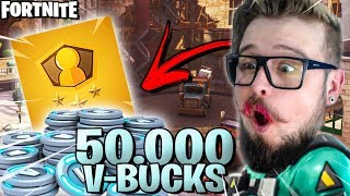 FORTNITE-EARN UP TO 50,000 V-BUCKS and MANY DADDY KILLS (news + departure)