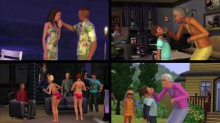 The Sims 3 Generations -  Official Trailer from EA Games