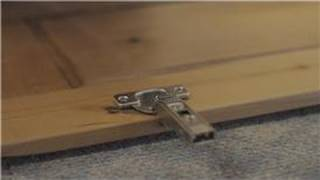 Cabinets 101 : How to Change Hinges on a Cabinet