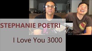 Download lagu Reaction STEPHANIE POETRI I Love You 3000