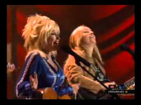 Dolly Parton  Bring me some water with Melissa Etheridge