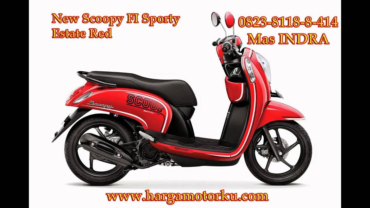 0823-8118-8-414 daftar harga tunai cash kredit sepeda motor honda