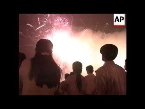 China - Beijing celebrates return of Hong Kong