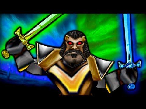 видео: Время войны в warcraft 3!