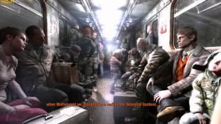 Metro last light intro