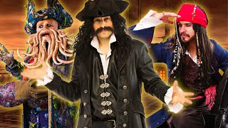 Квест Пираты Детский праздник для детей Пиратский день рождения для ребенка