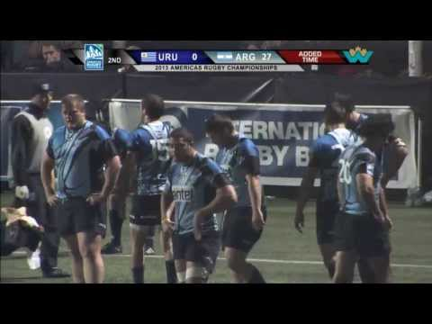 Americas Rugby Championship - Argentina vs Uruguay  - 5:50 PM PST