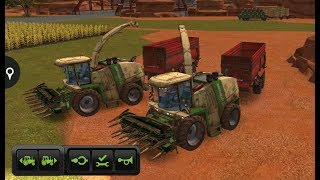 Farming Simulator 18 #155 Corn HD