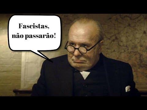 O DESTINO DE UMA NAÇÃO resposta a NANDO MOURA │ Enfrentando os fascistas │ HENRY BUGALHO