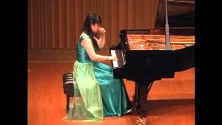 Chopin Polonaise Fantasie - Kanade Joho