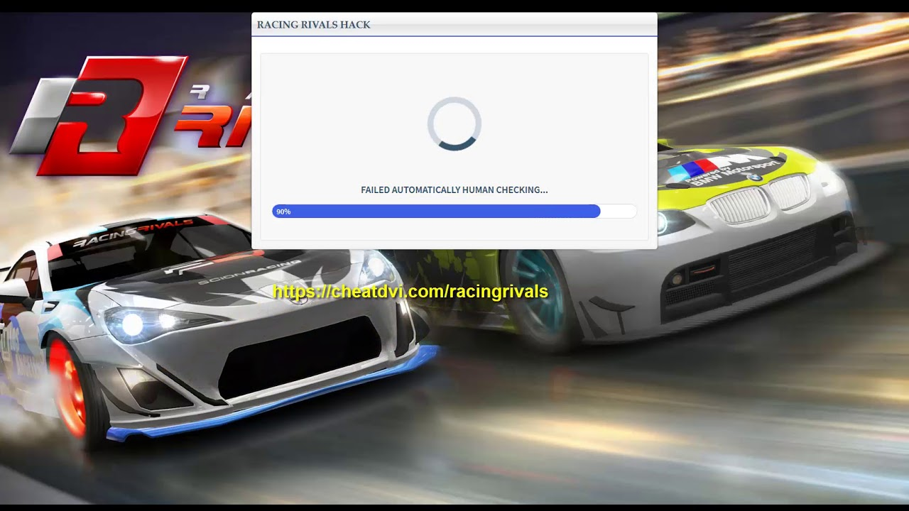 Hack racing rivals for iphone
