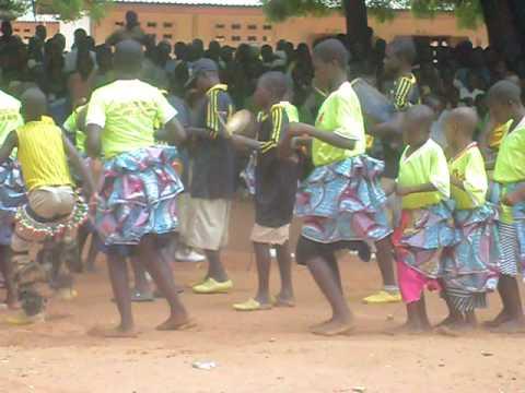 Ghana Culture Dance