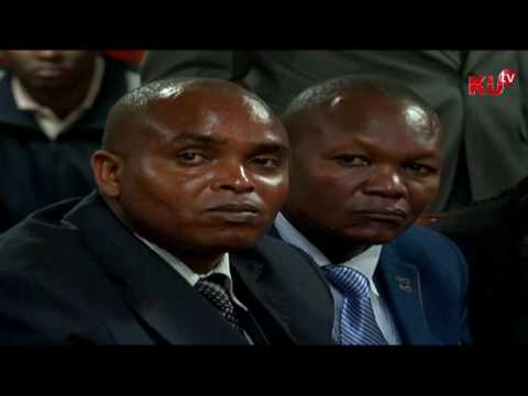 Lawyer Willie Kimani murder suspects