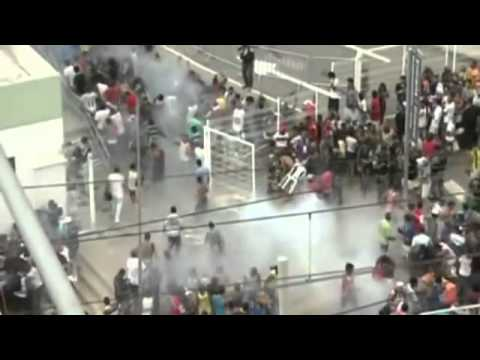 Brazil World Cup Organisers Hit By Clashes