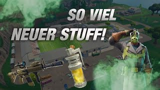 NEW: SKINS, GRANATE, WAFFE, STADION, (V-BUCKS)! | Fortnite Live | Road to 300 Subs