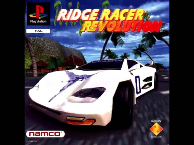 Ridge Racer Revolution Full Soundtrack
