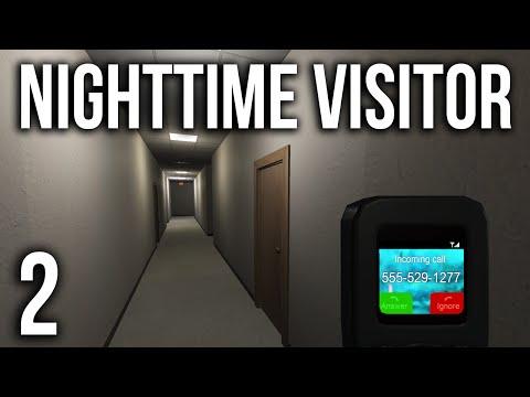 NIGHTTIME VISITOR [Part 2] - Shocking Truth Revealed - ENDING
