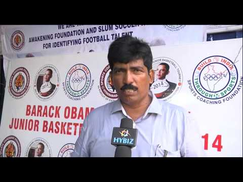 Saibaba Sports Coaching Foundation in Hyd