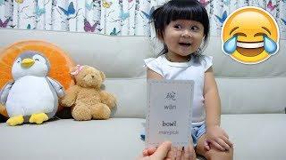 [Baby Belle Zhuo] Parah Abiss Gaya Bebel Belajar Kali ini..