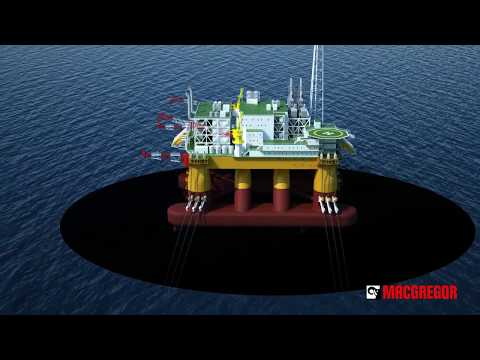 Pusnes offshore mooring systems from MacGregor