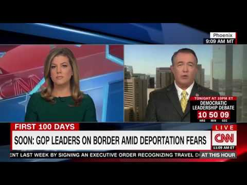 Trump Supporter vs CNN, host can't stop LAUGHING