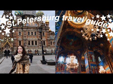 48 HOURS In ST.PETERSBURG! | Ultimate Travel Guide | Ayasadventures