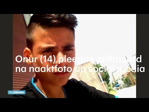 Onur (14) pleegde zelfmoord om naaktfoto's: 'Daders moeten gestraft worden'