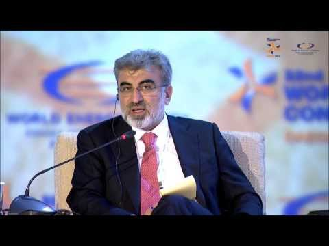 World Energy Congress 2013 - Day 3 Opening plenary: Overcoming the energy policy trilemma